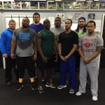 2015 Combine Crew with coaches