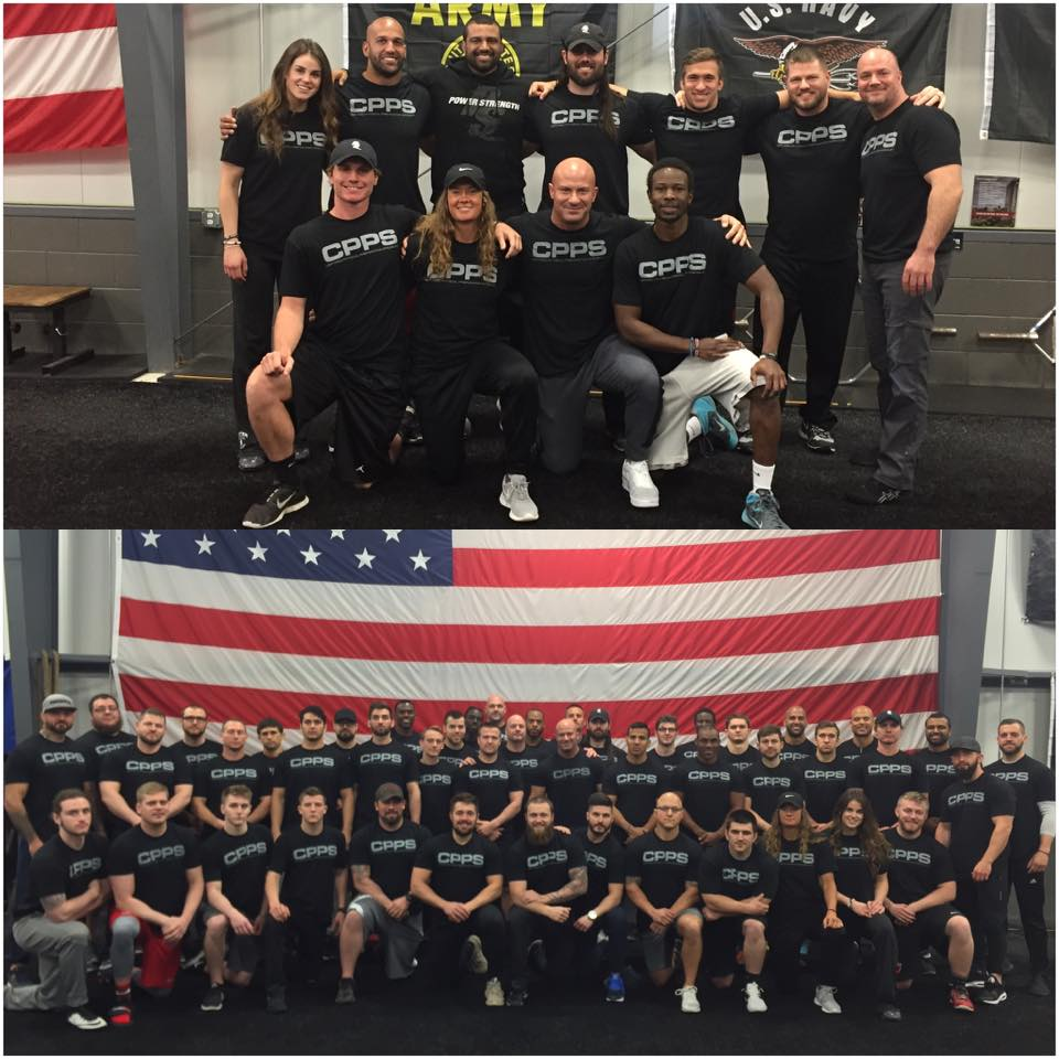Cpps Certification At Powerstrength Powerstrength Training Systems