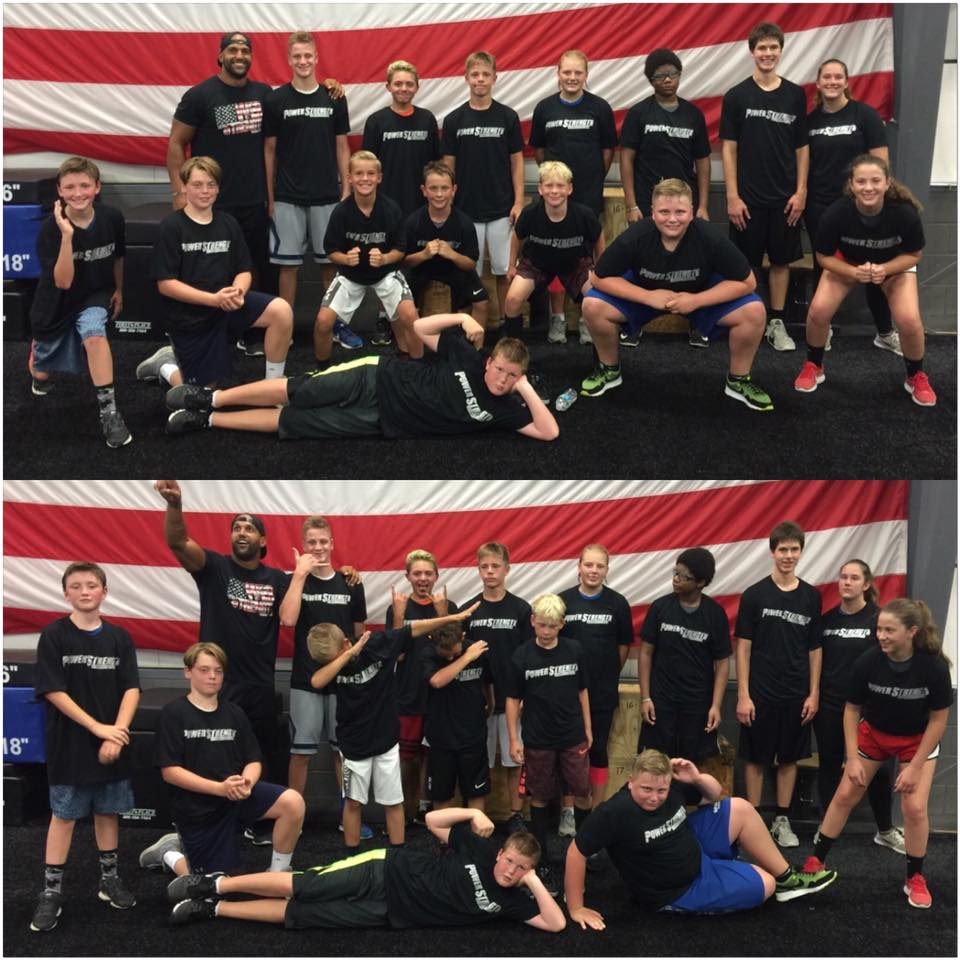 Speed and Agility Camp For Youth 'Little Beasts